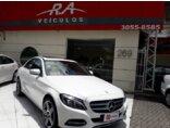 Mercedes Benz C 200 Avantgarde 2015/2015 4P Branco Gasolina