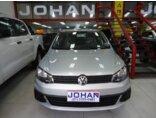 Volkswagen Voyage 1.6 MSI Trendline (Flex) 2016/2017 4P Prata Flex