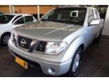 Nissan Frontier LE 4x4 2.5 16V (cab. dupla) (aut) 2010/2010 4P Prata Diesel