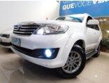 Toyota Hilux SW4 SR 2.7 4X2 (Aut) 2012/2013 4P Branco Flex