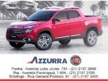 Fiat Toro Volcano 2.4 AT9 4x2 (Flex) 2018/2019 P Preto Flex