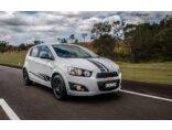 Chevrolet Sonic Hatch Effect 1.6 (Aut) 2014/2014 P  Flex