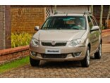 Fiat Weekend Adventure 1.8 E.torQ (Flex) 2016/2016 P Branco Flex