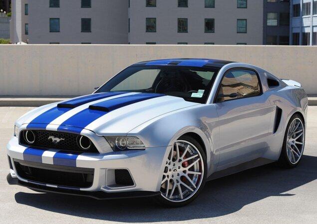 Ford e Dreamworks anunciam parceria que resultou em uma edição especial do Mustang Shelby GT 500