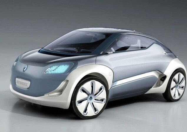 A Renault está preparando uma variante elétrica para o Clio