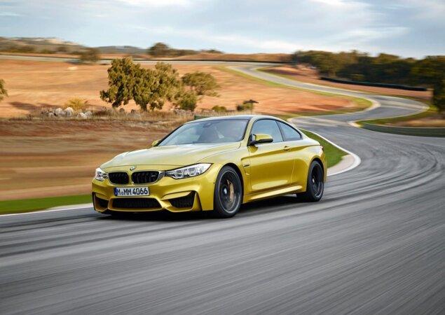 A BMW mostrou as primeiras imagens do M3 e M4 (foto) 2014