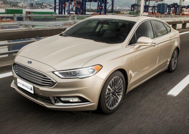 Fusion Hybrid custa R$ 159.500