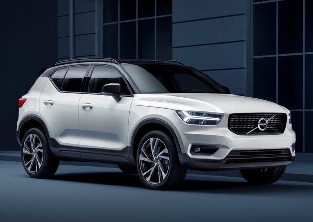 Volvo XC40 já está em pré-venda por a partir de R$ 169.950
