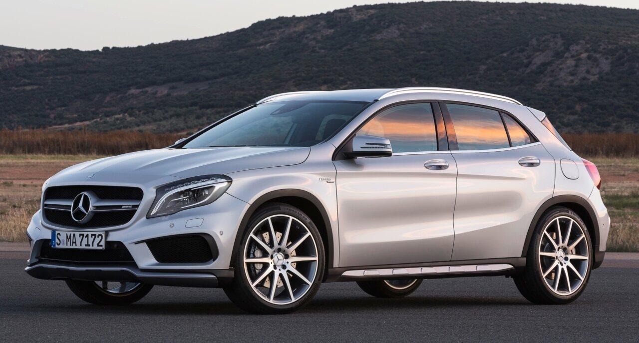 Mercedes terá 10 lançamentos até final de 2015 61365_1