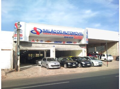SALAO DO AUTOMOVEL MULTIMARCAS