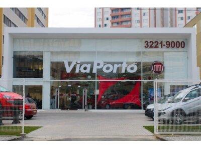 VIA PORTO FIAT Curitiba | Centro Civico