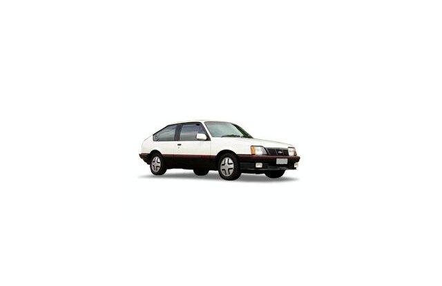 Chevrolet Monza Hatch 1989