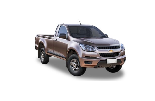 Chevrolet S10 Cabine Simples 2018