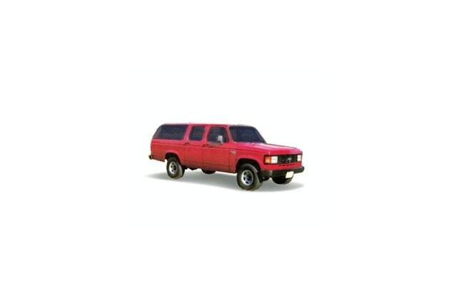 Chevrolet Veraneio 1996