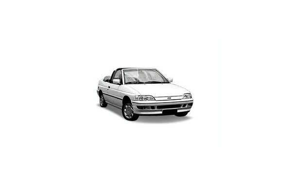 Ford Escort Conversivel 1996