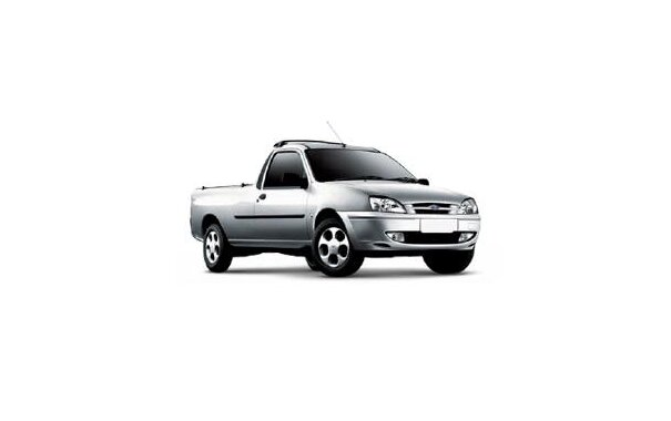 Ford Courier 2013