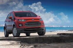 Ford promove pré-lançamento do EcoSport em São Paulo