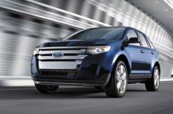 Ford apresenta linha 2014 do Edge
