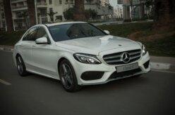 Mercedes Classe C chega ao Brasil