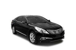 Hyundai Azera reestilizado chega apenas na versão top