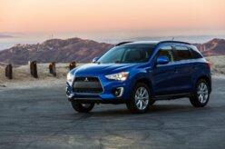 Mitsubishi lança ASX com motor 2.4 nos EUA
