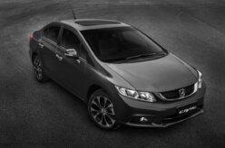 Honda apresenta Civic 2016