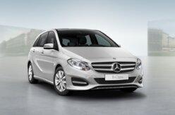 Mercedes-Benz Classe B reestilizado chega ao País