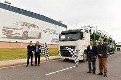 GM da Argentina inicia exportação do Cruze para o Brasil