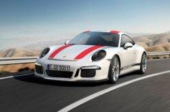Stuttgart entrega primeiro Porsche 911 R do Brasil