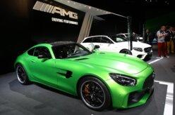 Salão de Paris: AMG GT Roadster é a estrela da Mercedes