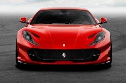 Ferrari mais rápida e mais potente estreia em Genebra