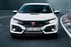 Honda Civic Type R bate recorde de volta rápida