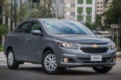 Chevrolet Cobalt 2018 tem aumento de até R$ 1.500