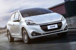 Peugeot 208 e 2008 ganham câmbio automático de seis marchas
