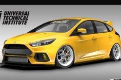 SEMA: Ford revela conceitos do Focus para o salão de tunados