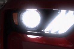 Ford mostra primeiras imagens do novo Mustang GT500