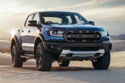 Ford Ranger Raptor é apresentada com motor biturbo de 213 cv