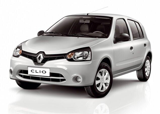 Novo Clio 2016