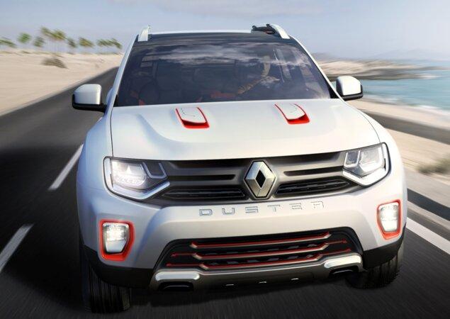 Sem 7 lugares, novo Renault Duster será revelado em agosto