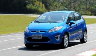 Ford completa linha com New Fiesta hatch