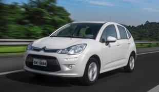 Citroën altera opções da gama C3 para 2015