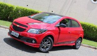 Chevrolet Onix Effect causa boa impressão