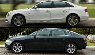 Audi A4 e A5 ganham novo motor