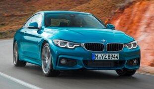 BMW apresenta primeira atualização do Série 4
