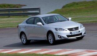 Mais um recall de airbag: Lexus convoca IS 300