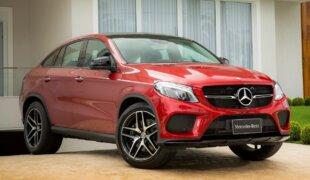 Mercedes-Benz convoca proprietários de GLE, GL e GLS