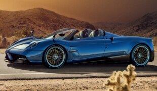 Genebra: Pagani apresentará o Huayra Roadster