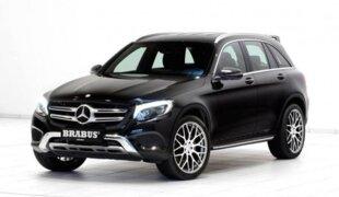 Brabus lança três novos modelos da linha Mercedes-Benz GLC
