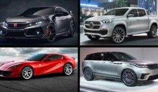 Salão de Genebra terá Civic e Ferrari novos