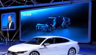 Genebra: Volkswagen terá sedã inédito no Brasil